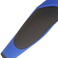Elbow pad on a wetsuit by JMJ Wetsuits