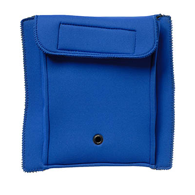 JMJ Wetsuits Bellows pocket with Velcro flap
