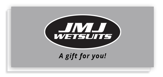 JMJ Wetsuits gift certificate