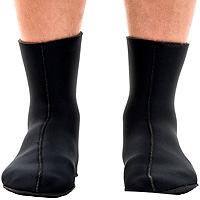 JMJ Knobby Sole Boot in black