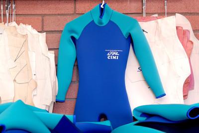 CIMI catalina island marine institute wetsuit
