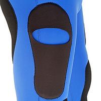 Neoprene knife sheath on a wetsuit by JMJ Wetsuits