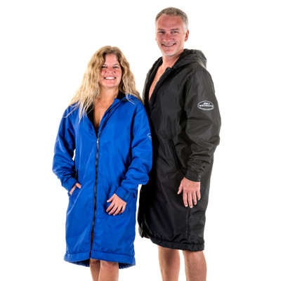 Product page for the JMJ Wetsuits Polar Fleece Coat